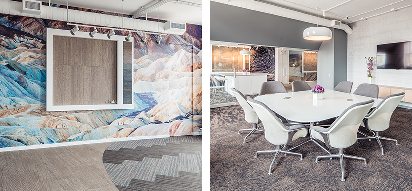 J+J Flooring Group - NeoCon, Stellar